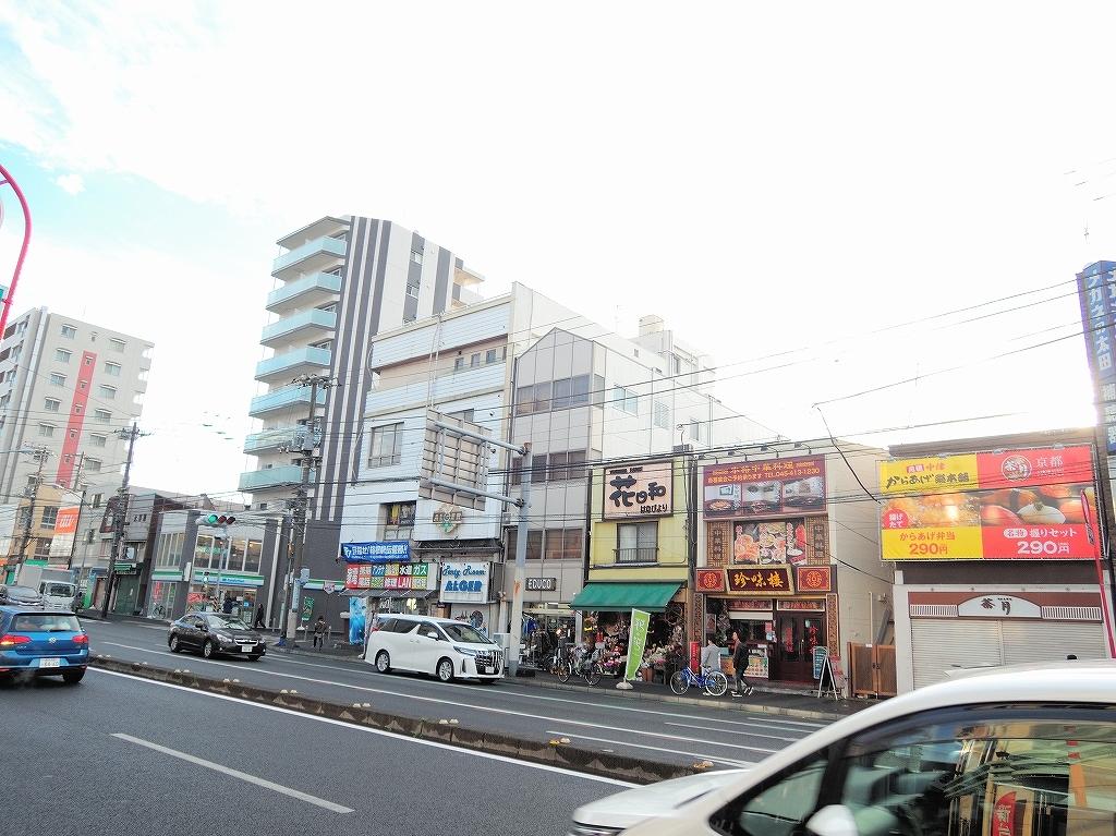 ある風景:Rokkakubashi, Yokohama@Autumn~Winter #4_b0400788_23050413.jpg