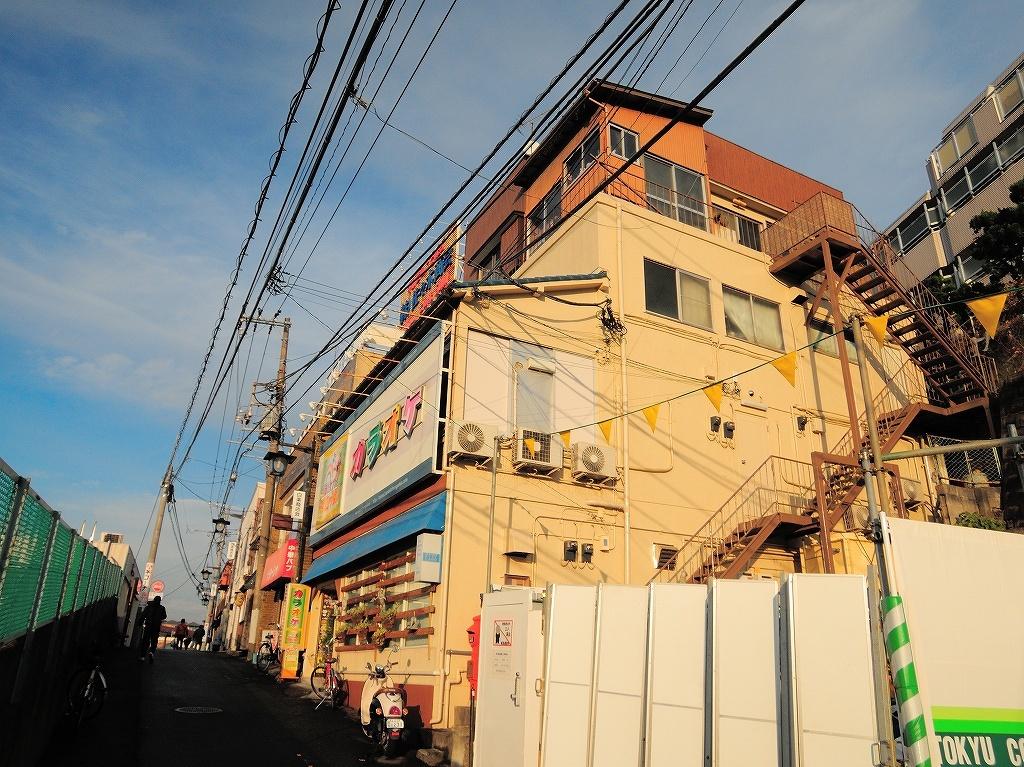 ある風景:Rokkakubashi, Yokohama@Autumn~Winter #4_b0400788_23050594.jpg
