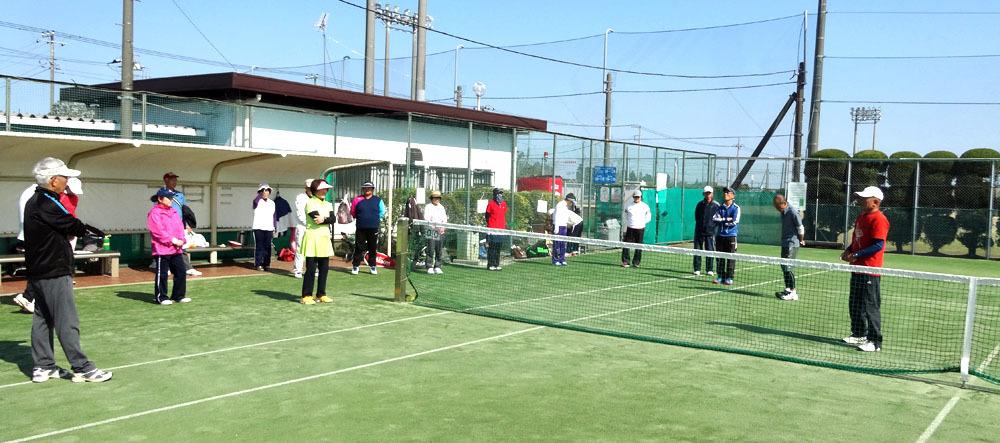 山武郡市シニアテニスクラブの朝礼_b0114798_17203629.jpg