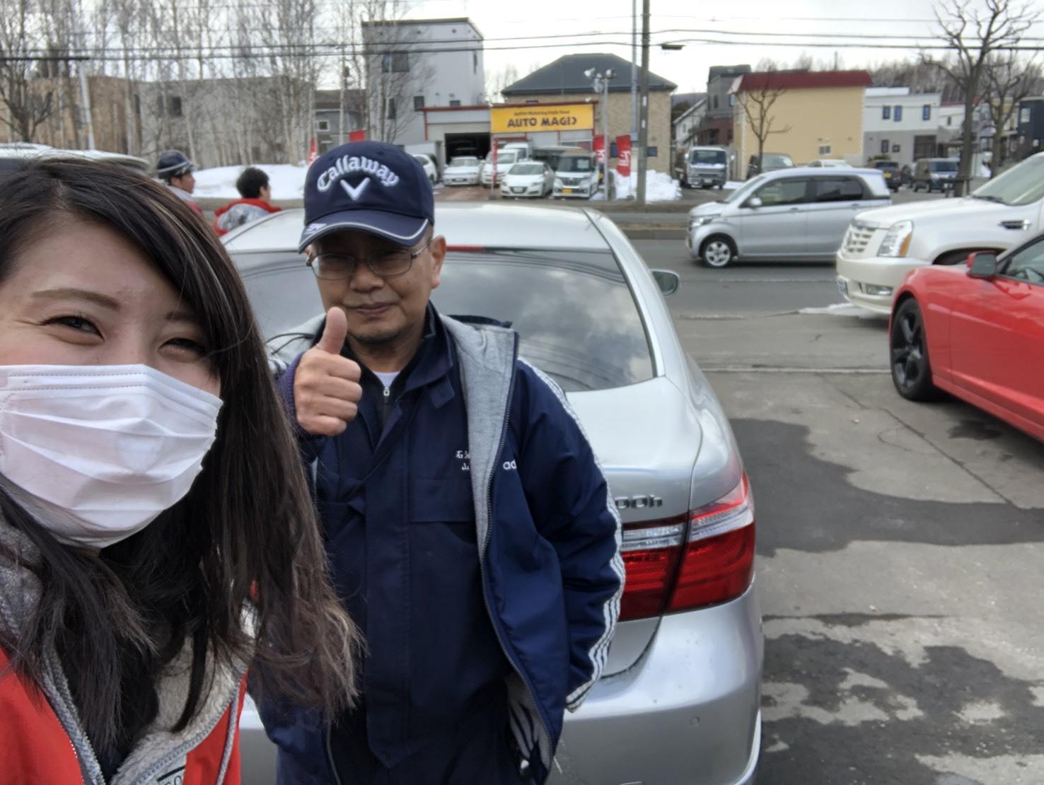 3月28日(木) 本店ブログ☆M様ランクル80納車☆在庫車多数!ローンサポート_b0127002_17214256.jpg