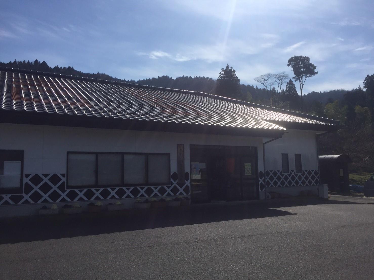 吉野の館 お蕎麦_e0115904_17273824.jpg