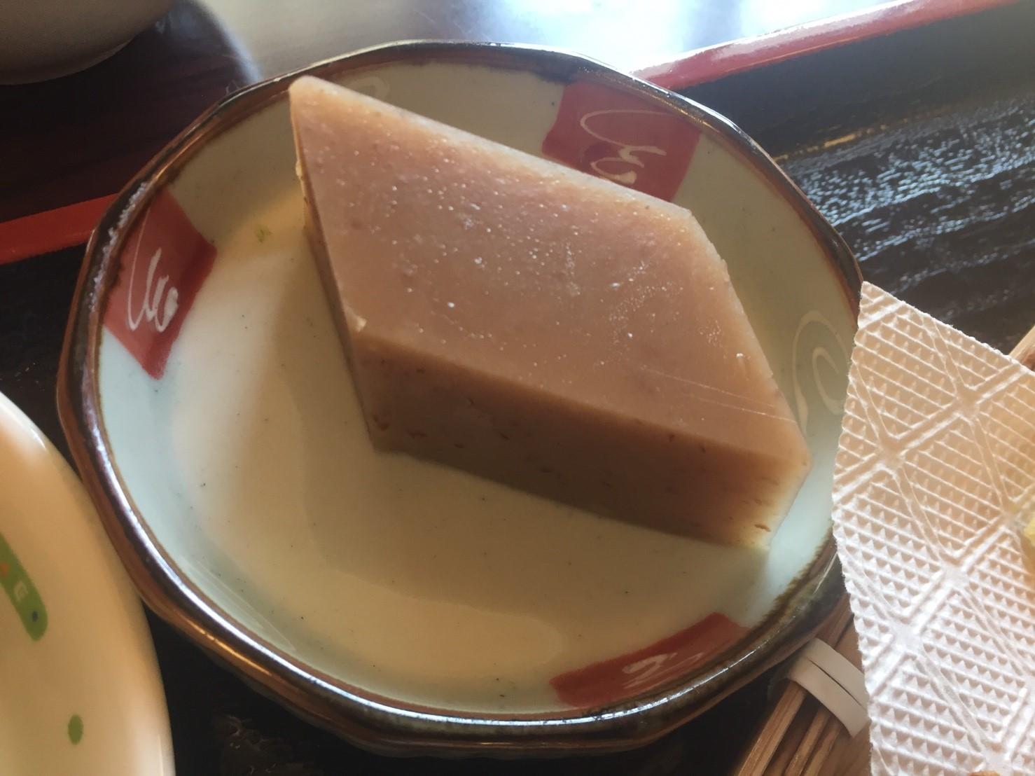 吉野の館 お蕎麦_e0115904_17581282.jpg