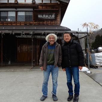 新潟県高柳町の民家を視察しました。_c0195909_11121778.jpg