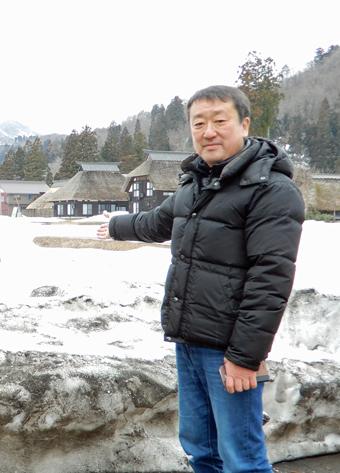 新潟県高柳町の民家を視察しました。_c0195909_11122443.jpg