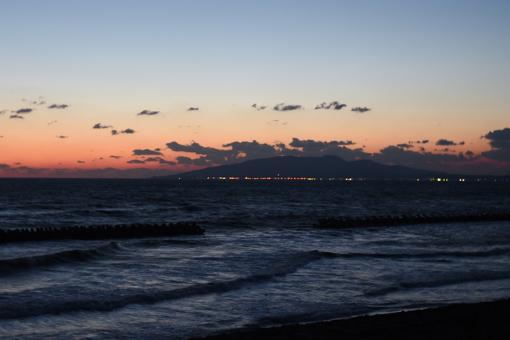 海辺の夜2019.03.28_b0259218_22304767.jpg