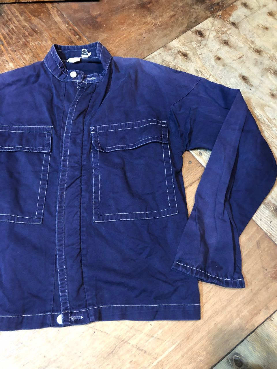 3月28日(木)入荷! 60s Penny\'s Towncraft all cotton Jacket!!_c0144020_14010513.jpg