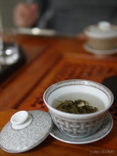 中国茶五種のみ比べのお客さまをお迎えしました。_a0169924_21385415.jpg