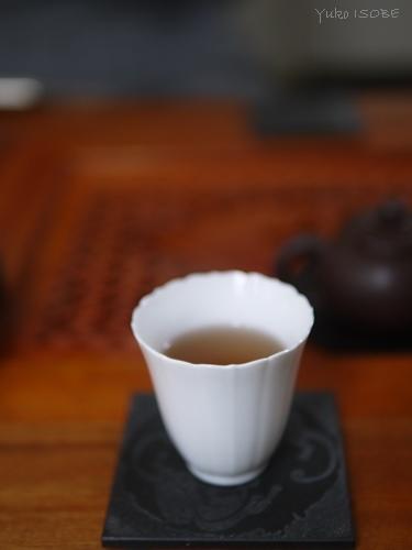中国茶五種のみ比べのお客さまをお迎えしました。_a0169924_21402109.jpg