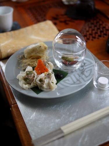 中国茶五種のみ比べのお客さまをお迎えしました。_a0169924_21403711.jpg