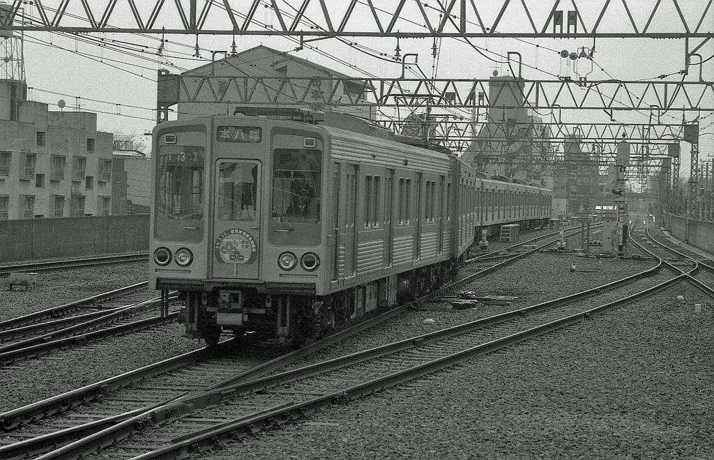 1989年3月京王線笹塚にて_f0203926_21362794.jpg