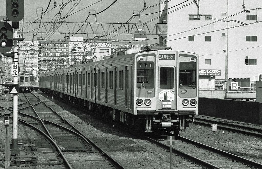 1989年3月京王線笹塚にて_f0203926_21363662.jpg