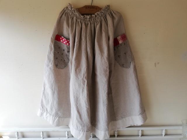 早川ユミさんのちくちくスカート!_b0207631_10494976.jpg