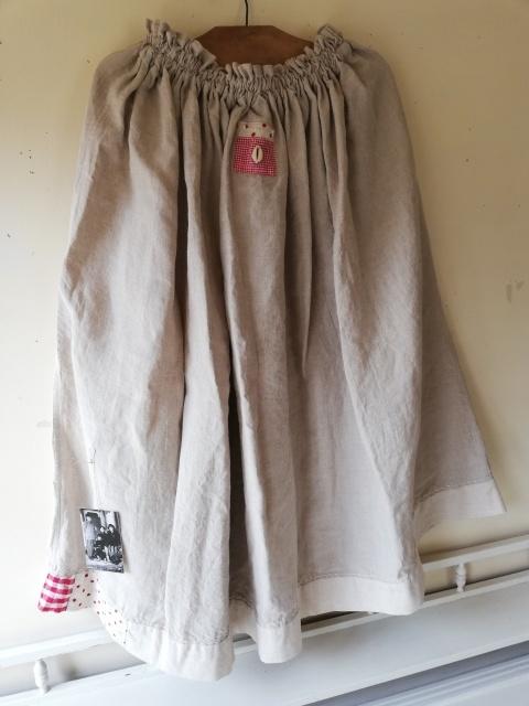 早川ユミさんのちくちくスカート!_b0207631_10503437.jpg