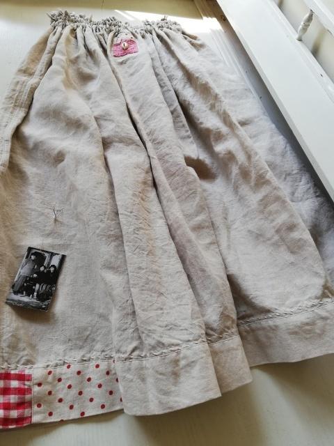 早川ユミさんのちくちくスカート!_b0207631_10532013.jpg