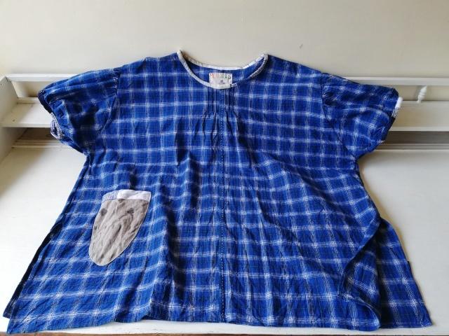 上海木綿のスモック/早川ユミさん_b0207631_13061610.jpg