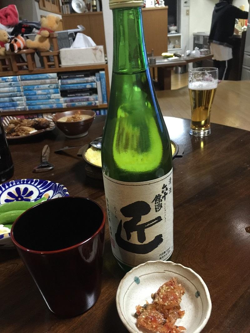 新酒と濃い味のSUBARU_f0076731_19484102.jpg