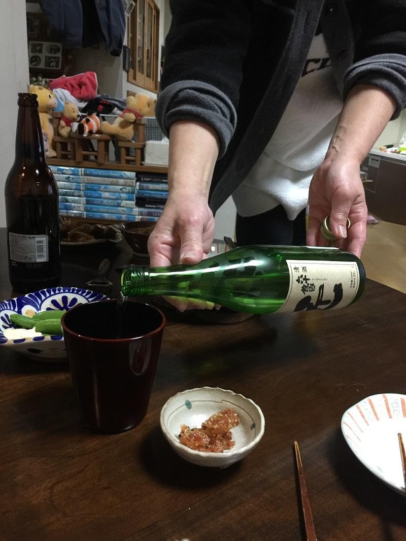 新酒と濃い味のSUBARU_f0076731_19484734.jpg