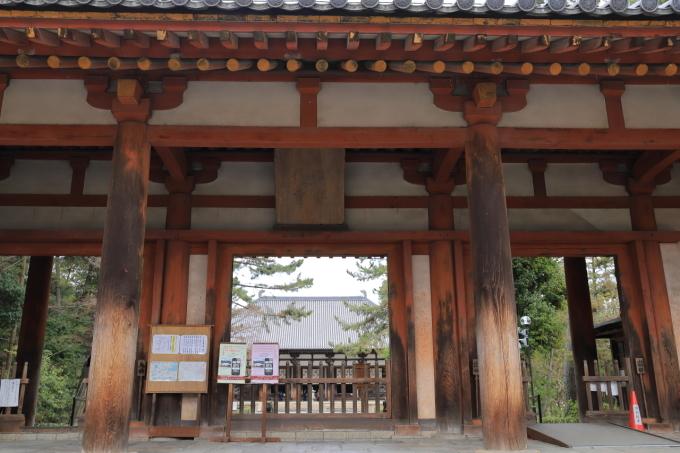 【唐招提寺】奈良旅行 - 2 -_f0348831_20042578.jpg