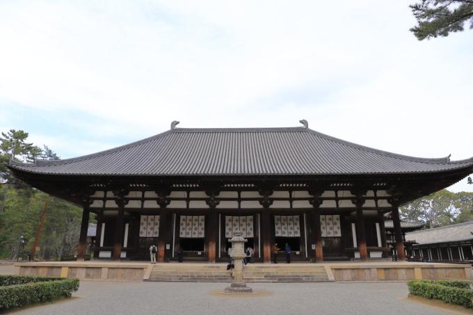 【唐招提寺】奈良旅行 - 2 -_f0348831_20044804.jpg