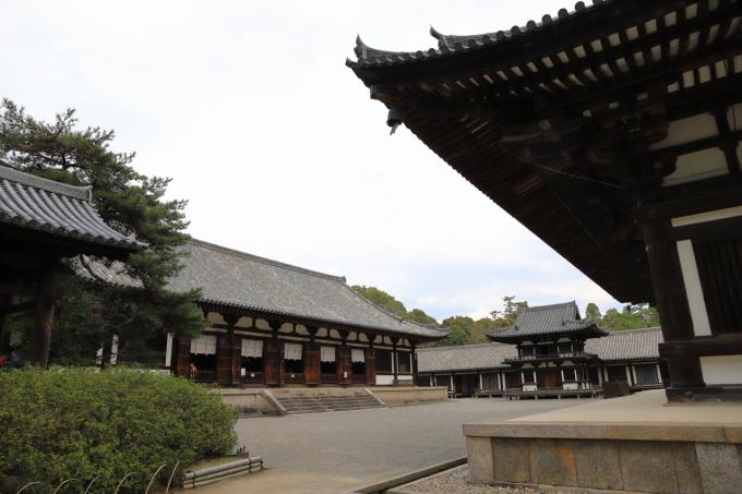 【唐招提寺】奈良旅行 - 2 -_f0348831_20044872.jpg