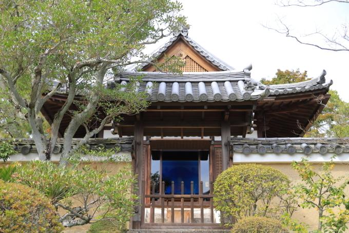 【唐招提寺】奈良旅行 - 2 -_f0348831_20045372.jpg