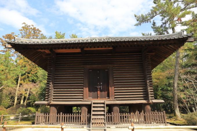 【唐招提寺】奈良旅行 - 2 -_f0348831_20051490.jpg