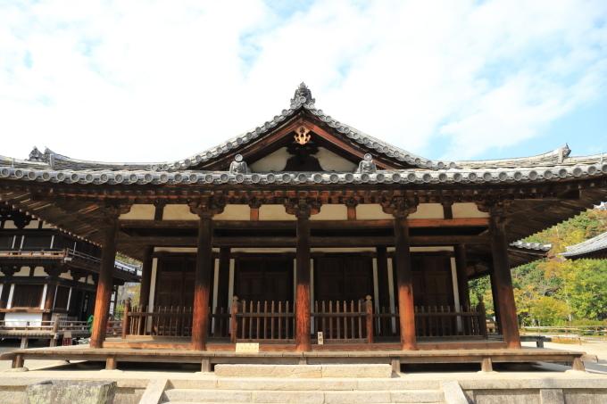 【唐招提寺】奈良旅行 - 2 -_f0348831_20051590.jpg