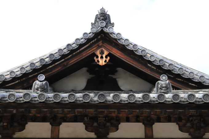 【唐招提寺】奈良旅行 - 2 -_f0348831_20052367.jpg