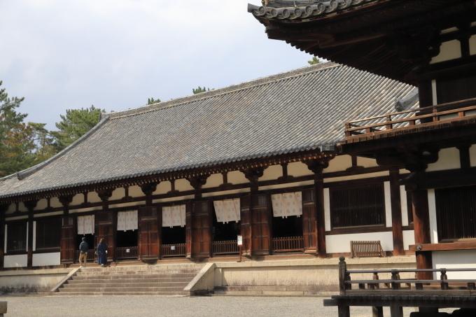 【唐招提寺】奈良旅行 - 2 -_f0348831_20052423.jpg