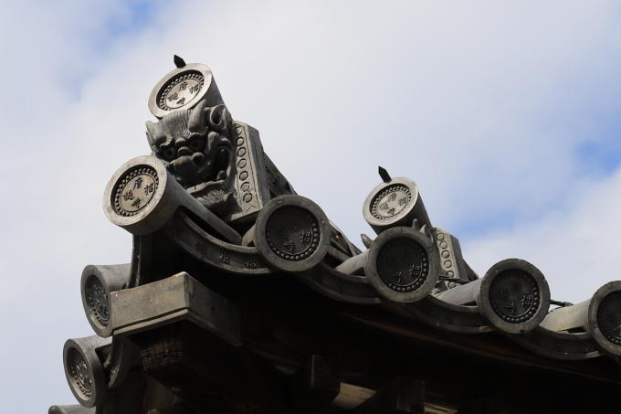 【唐招提寺】奈良旅行 - 2 -_f0348831_20052481.jpg