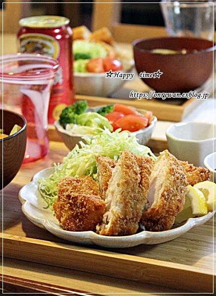 お稲荷さんと肉じゃが弁当とおうちごはん♪_f0348032_17520576.jpg