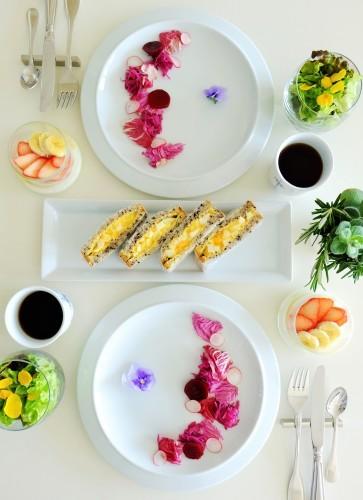 紫野菜のサラダ_b0145846_17093625.jpg