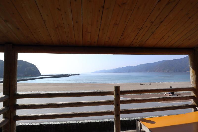 興津海水浴場へ_a0077663_18495784.jpg