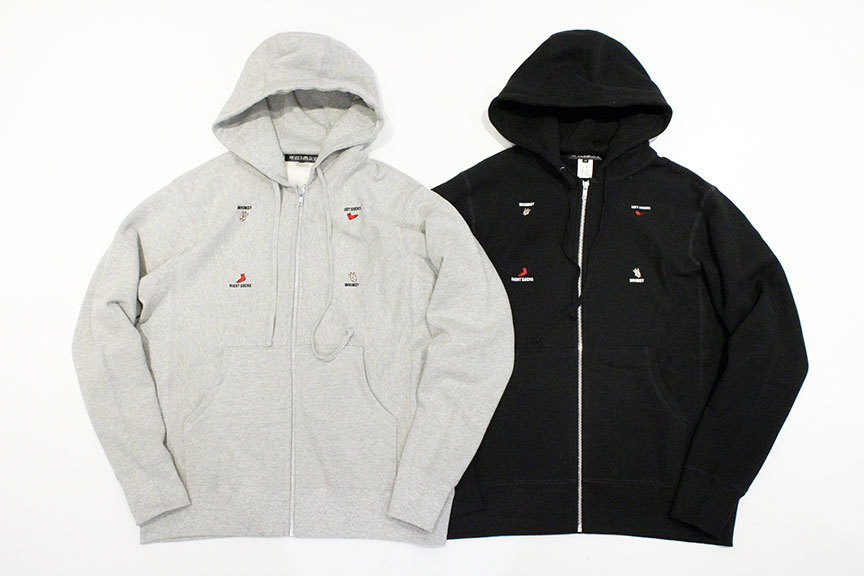 "WHIMSY (ウィムジー) "" HAND SIGN ZIP-UP HOODIE \""_b0122806_15222836.jpg"