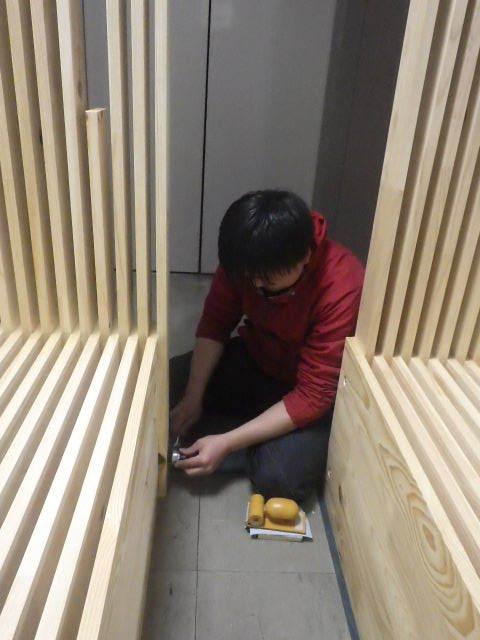 岩手県庁6階 木質化実証実験 ②_f0105112_04584729.jpg
