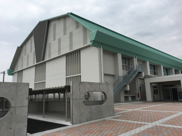湯梨浜中学校見学_b0253614_08542370.jpg