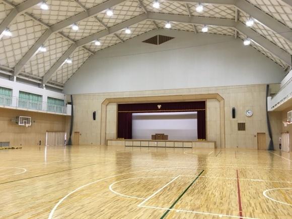 湯梨浜中学校見学_b0253614_08543377.jpg