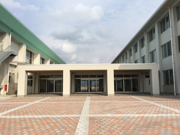 湯梨浜中学校見学_b0253614_08543559.jpg