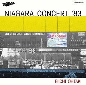大滝詠一 「NIAGARA CONCERT \'83」 (2019)_c0048418_21021262.jpg