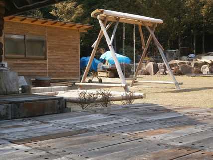 「小鳥の森キャンプ場」もうすぐオープン!_e0122219_22073310.jpg