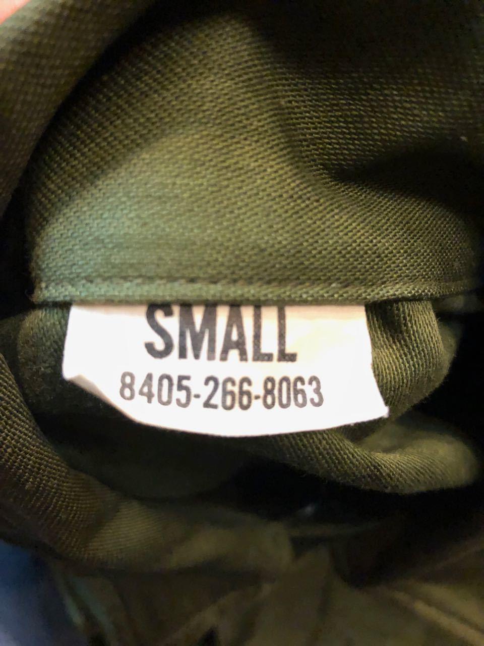 3月30日(土)入荷! デッドストック!60s U.S ARMY  0G107 サテンシャツ! _c0144020_13344259.jpg