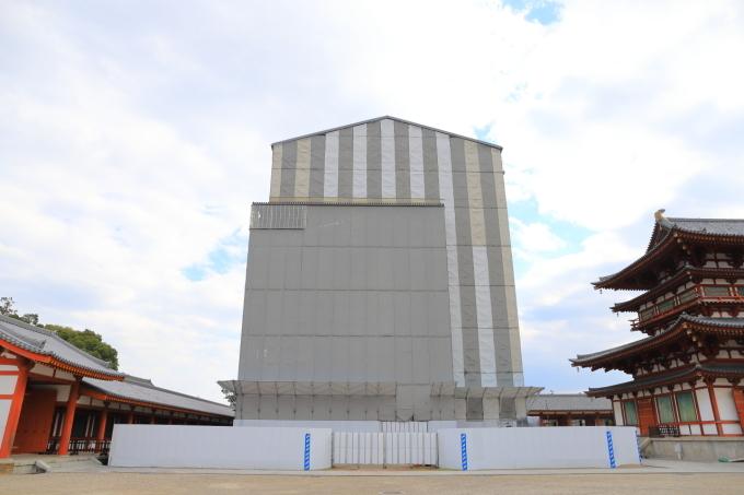 【薬師寺/白鳳伽藍】奈良旅行 - 3 -_f0348831_23421857.jpg