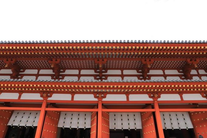 【薬師寺/白鳳伽藍】奈良旅行 - 3 -_f0348831_23422380.jpg