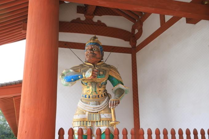 【薬師寺/白鳳伽藍】奈良旅行 - 3 -_f0348831_23434229.jpg