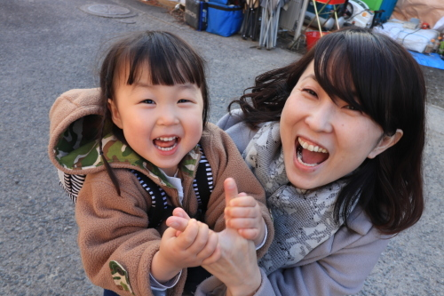 親友の棟上げ!最高の笑顔日より_c0079640_13014096.jpg