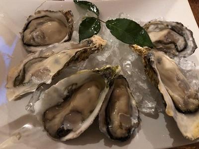 牡蠣と白ワイン_f0019247_16504984.jpg