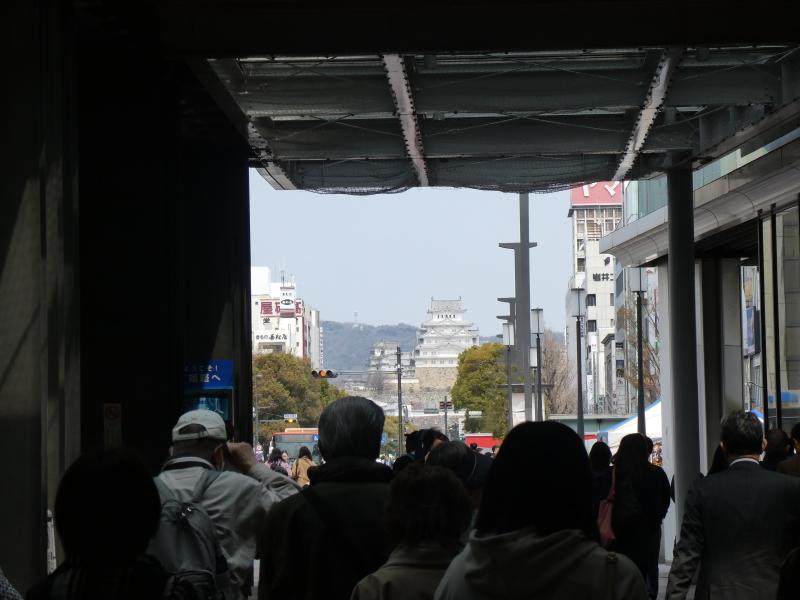 姫路城散策・・・孫と一緒に_c0108460_21341315.jpg