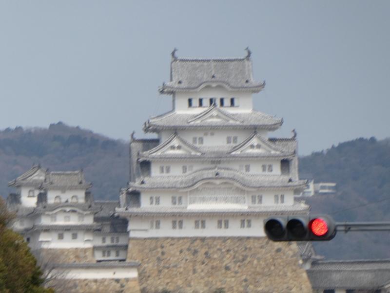 姫路城散策・・・孫と一緒に_c0108460_21351753.jpg