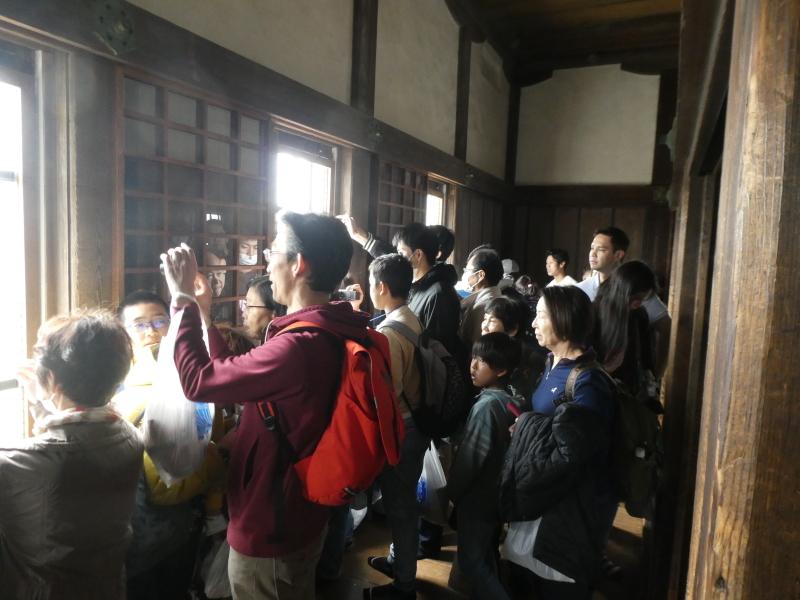 姫路城散策・・・孫と一緒に_c0108460_21443419.jpg