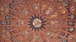 スペインのイスラム建築3-華麗な装飾_a0166284_16582893.jpg